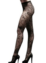Fashion Mic Modern Abstract Print Pantyhose Many Styles (free, drawing) - $9.89