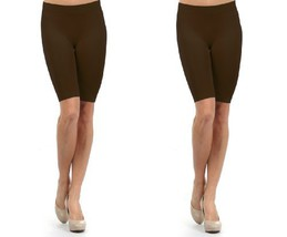 Fashion Mic Women Seamless Slip Shorts 2 or 4 Pair Pack (One Size, ... - $10.88