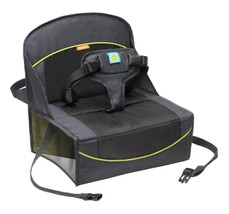 BRICA Fold N' Go Travel Booster Seat Folds and Unfolds In Seconds New - $34.07
