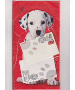 2000 Disney 101 Dalmation Dog Paper Card with Envelope Requires Extra Po... - $2.00