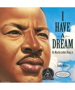 I Have a Dream (Book & CD) [Hardcover] Martin Luther King Jr.   New - $13.61