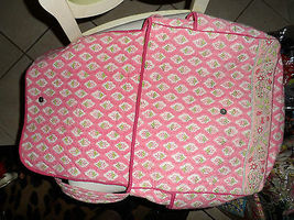 Peach/Pink baby diaper bag by Pomegranate image 4