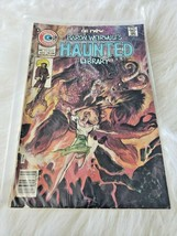 Vintage Haunted Library Comic Book #24 (1970's) - $11.87