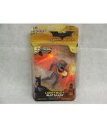Power Tek Light Suit Batman Begins Figure Mattel 2005 New in Box - $27.99
