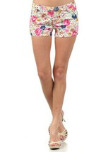 Spring Floral Shorts (Large, Floral) [Apparel] - $24.74