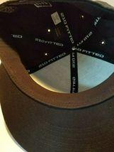 FOX Racing Splash Logo Hat Cap 210 Fitted 6 7/8 - 7 1/4 NWOT image 4