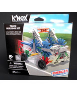 K'nex Truck Value Pack Building Fun! New In Box 67 Pieces KNEX 17037 - $13.67