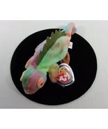 Retired Ty Beanie Babies Original Iggy Iguana Style # 04038 Tie-Dye No T... - $18,000.00
