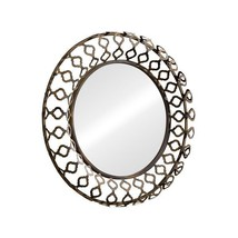 Zuo Modern 850117 Bass Mirror Rusted metal frame - $140.00