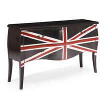 Union Jack Large Cabinet 98111 by Zuo Modern - $970.00