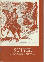 Cultural Graded Readers:Sutter;German Series: I;Anniversary issue by CR.... - $9.99