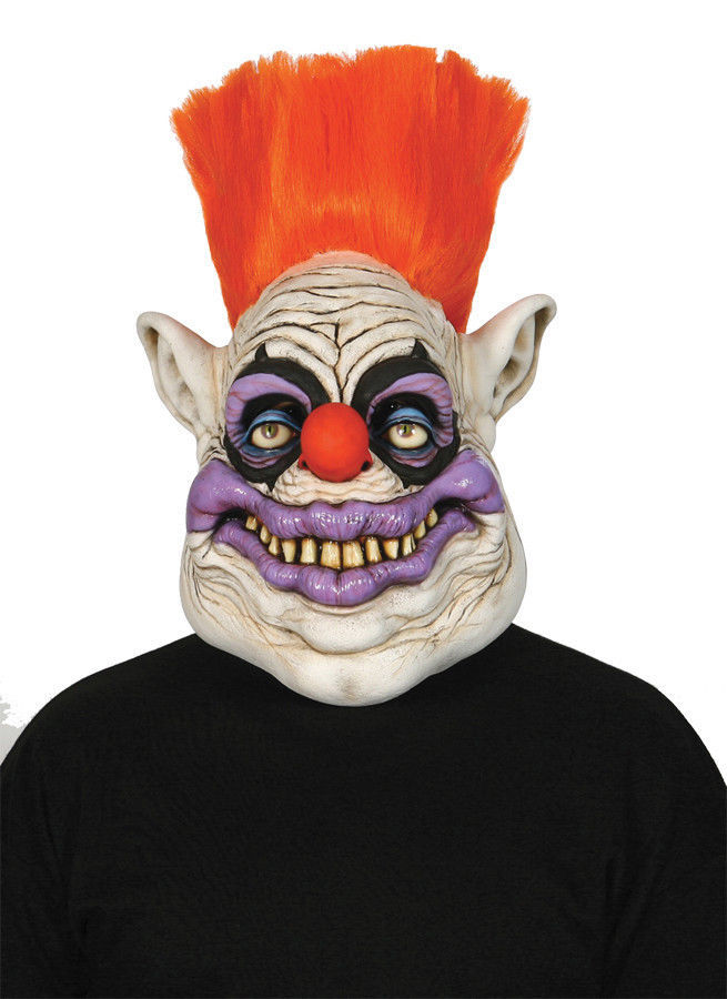 Primary image for Killer Klowns from Outer Space Bibbo Mask Prop Don Post Studios Halloween