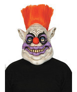 Killer Klowns from Outer Space Bibbo Mask Prop Don Post Studios Halloween - £76.08 GBP