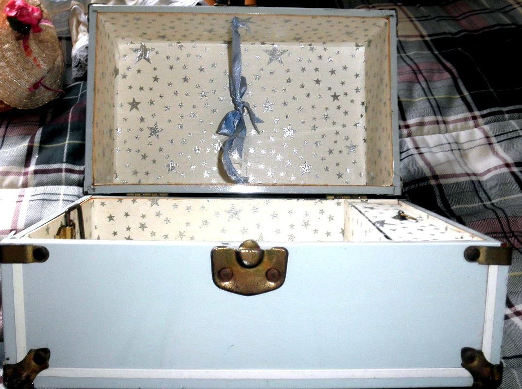 Ginny Doll Case -  Ginny dolls (Vintage)