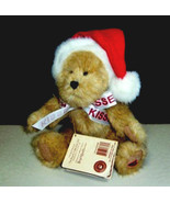 "Boyds Bears ""Christmas Kisses"" 8"" Hershey® Exclusive- #94224HE- NWT-2005... - $39.99"