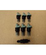 Bosch Fuel Injector Nozzle Set of 6 BMW Porsche... - $198.79