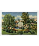 Beautiful Gardens of the Curtze Estate, Erie, Pa. - $1.99