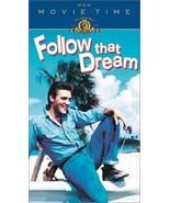 Follow That Dream [VHS] [VHS Tape] [1962] - $2.70
