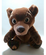 "Brother Bear ""Tumble 'n Laugh Koda"" Electronic Plush * Disney - $9.88"