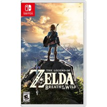 The Legend of Zelda: Breath of the Wild - $79.00
