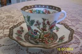 Coalport - Indian Tree - Demitasse Cup and Saucer - $15.00