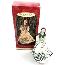 Hallmark Keepsake Gone With The Wind Scarlett O'Hara Christmas Ornament ... - $14.84