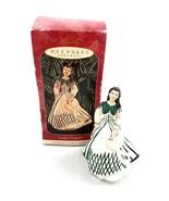 Hallmark Keepsake Gone With The Wind Scarlett O'Hara Christmas Ornament ... - $14.84