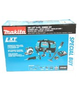 Makita Cordless Hand Tools Xt615x1 - $399.00
