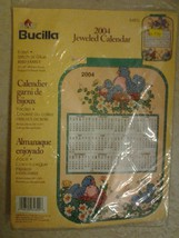 New Bucilla 2004 Jeweled Calendar - Commemorate This Important Year! - $20.39