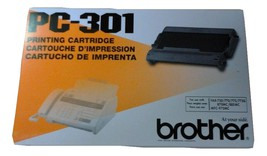 Brother Fax Printing Cartridge PC-301 New OEM . 750 770 870MC MFC-970MC - $23.99
