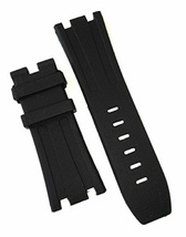 Compatibl AP Fit Audemars Piguet Royal Oak Offshore 28mm Rubber Watch Ba... - $23.49