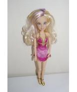 Liv Doll Sophie Spin Master Pink Dress Gold Shoes  - $24.95