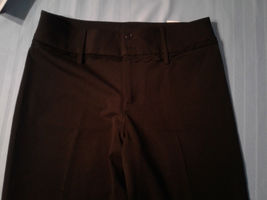 Nine West Black Slacks Pants Size 6 NWT Closet175 - $40.00
