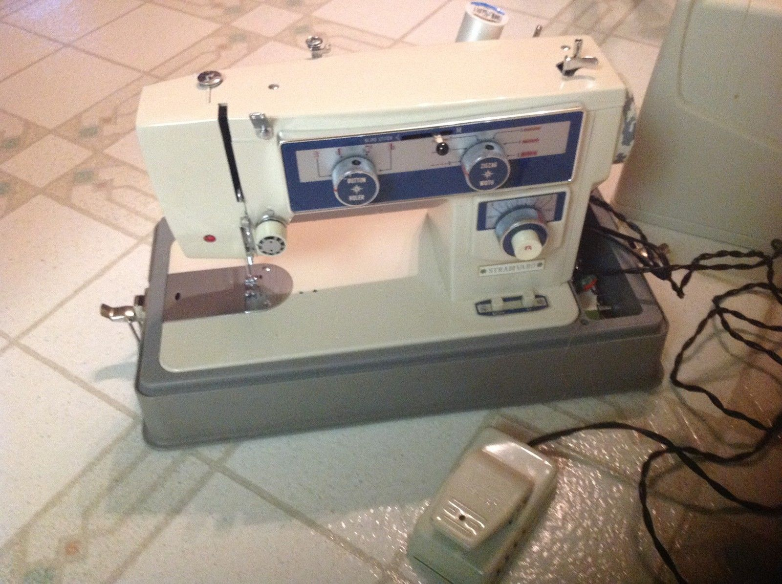 stradivaro sewing machine