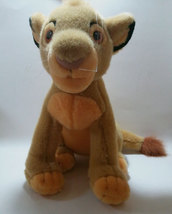 "Lion King "" Young Simba"" Large 13"" Plush * Disney - $19.88"