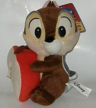 50% off! Disney Chip of Chip and Dale Chipmunks Plush NWT - $4.00