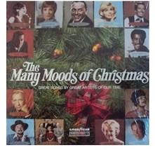 Many Moods of Christmas LP Album - $2.96
