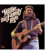WILLIE  and FAMILY LIVE LP 35642 - $3.95