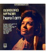 Barbara McNair HERE I AM LP - $19.99