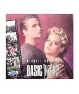 BASIC INSTICT Laserdisc - $8.99