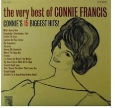 BEST OF CONNIE FRANCIS LP Album ST SE-4167 - $4.99