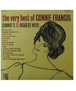 BEST OF CONNIE FRANCIS LP Album ST SE-4167 - $4.99