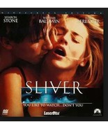 SLIVER Laserdisc Widescreen Edition - $8.41