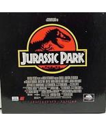 JURASSIC PARK Laserdisc LETTERBOX EDITION 41830 - $8.41