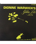 Dionne Warwick GOLDEN HITS PART ONE LP Album SPS 565 - $2.96