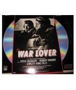 WAR LOVER Laserdisc - $8.99