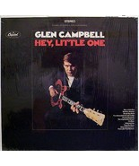 Glen Campbell HEY LITTLE ONE LP Album ST 2878 - $2.96