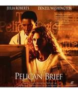 PELICAN BRIEF Laserdisc Widescreen Edition - $8.99