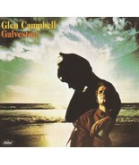 Glen Campbell GALVESTON LP Album ST 210 - $4.99