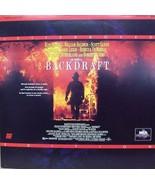 BACKDRAFT  Laserdisc Letterbox Edition - $9.40